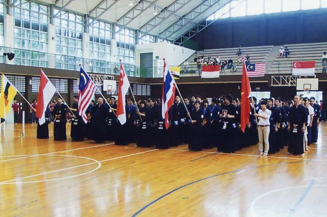 ASEAN Kendo Tournament ke 9 Singapore